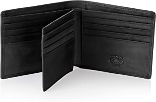 Best vertical bifold wallet with id window Reviews