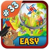 #33 - Kids Playground - New Free Hidden Object Games
