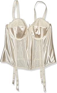 Elomi Women's Plus Size Maria Underwire Basque, cream