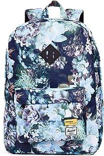 Herschel Supply Co. Men's x Hoffman Heritage Backpack, Winter Floral, One Size