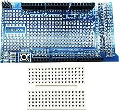 FTCBlock Protoshield V3 Prototype Expansion mega Shield Bread Board for Arduino Mega2560/1280 UNO