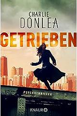 Getrieben: Psychothriller (German Edition) Kindle Edition