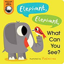 Elephant, Elephant, What Can You See?