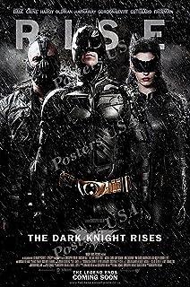 "PremiumPrints - DC The Dark Knight Rises Batman Movie Poster Glossy Finish Made in USA - FIL212 (24"" x 36"" (61cm x 91.5cm))"