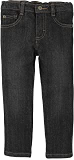 Wrangler Little Boys Flex Skinny Jeans Adjustable Waist