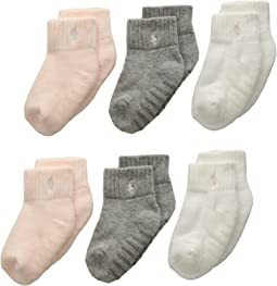 Sport Quarter 6-Pack (Infant)