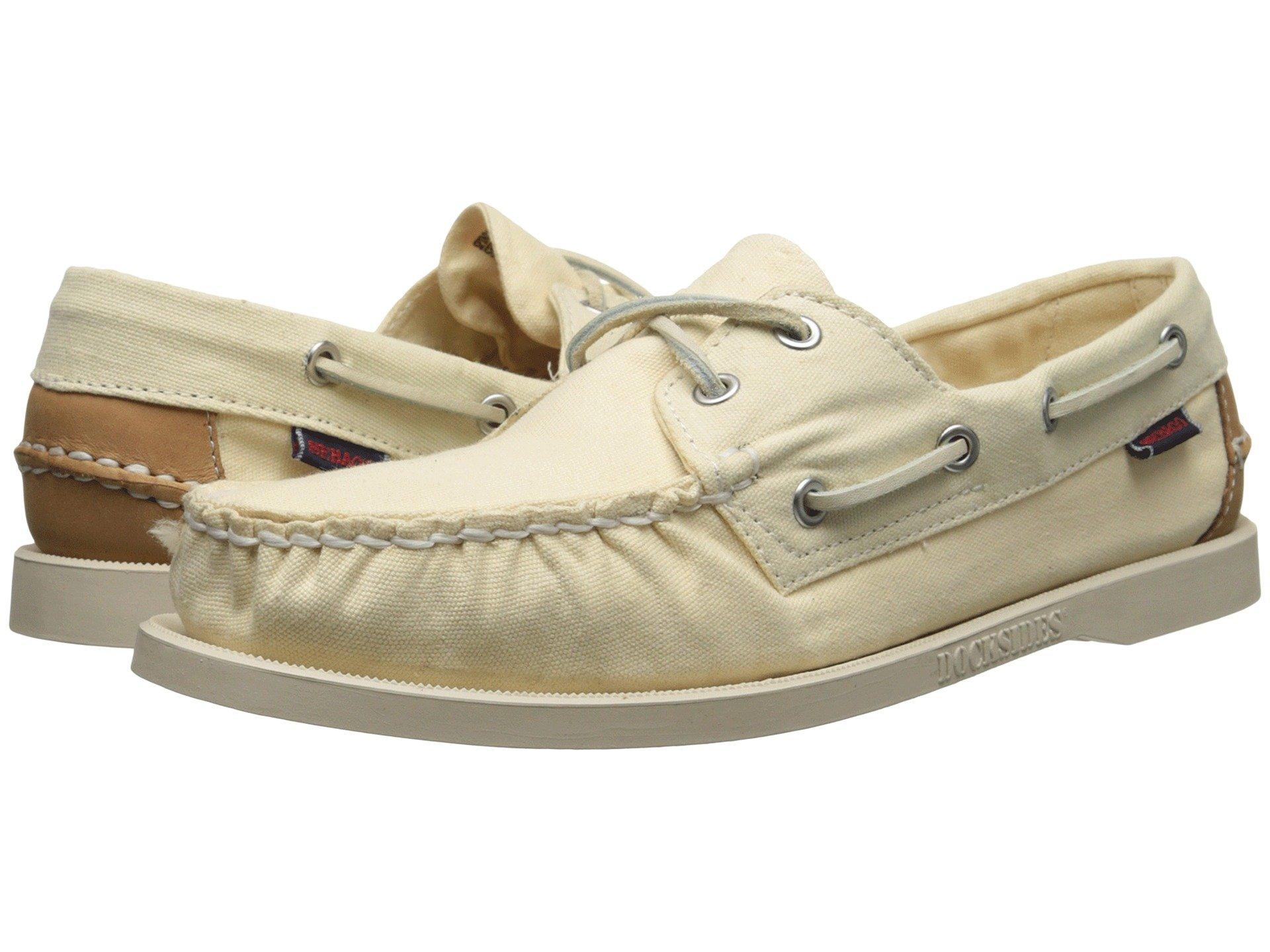 Boat Shoes para Mujer Sebago Spinnaker Canvas  + Sebago en VeoyCompro.net