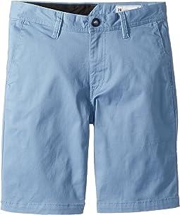 Volcom Kids Frickin Lightweight Shorts (Big Kids)
