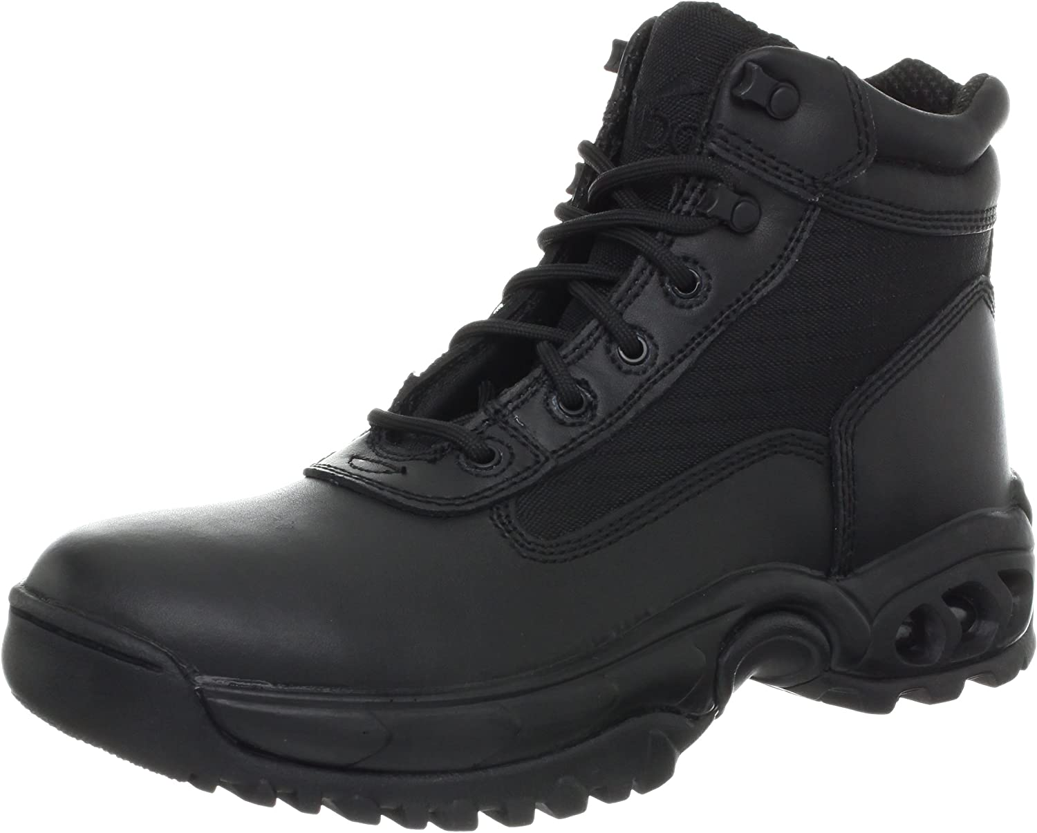 Ridge Footwear Men's Mid Side Zip Boot
