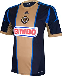 adidas Philadelphia Union Navy Replica Home Jersey