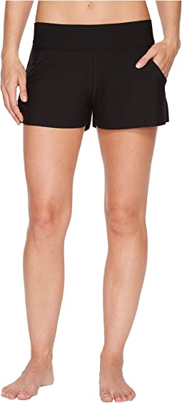 Butter High-Rise Shorts SL154