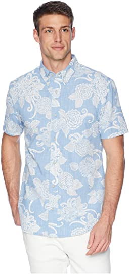 Opti Mums Tailored Fit Aloha Shirt