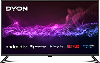 DYON Smart 42 AD 105,4 cm (42 inch) televisie (Full-HD, HD Triple Tuner, Google Play Store, Google Assistant, Prime Video,...