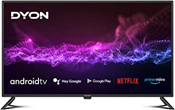 DYON Smart 42 AD 105,4 cm (42 Zoll) Fernseher (Full-HD, HD Triple Tuner, Google Play..
