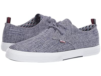 Ben Sherman Bradford Oxford (Navy Linen) Men
