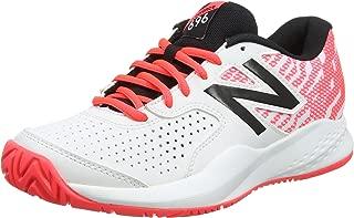 New Balance Wch696v3, Zapatillas de Tenis para Mujer