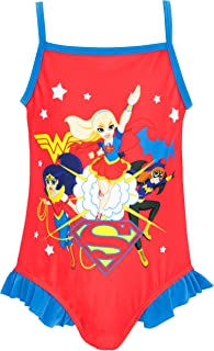 DC Superhero Girls' DC Superhero Swimsuit