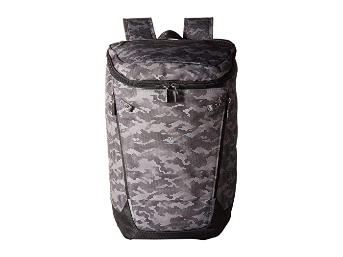 Hedgren Bond Large Backpack with Rain Cover 15.6 (Camo Print) Backpack Bags