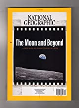 National Geographic Magazine (July, 2019) The Moon and Beyond