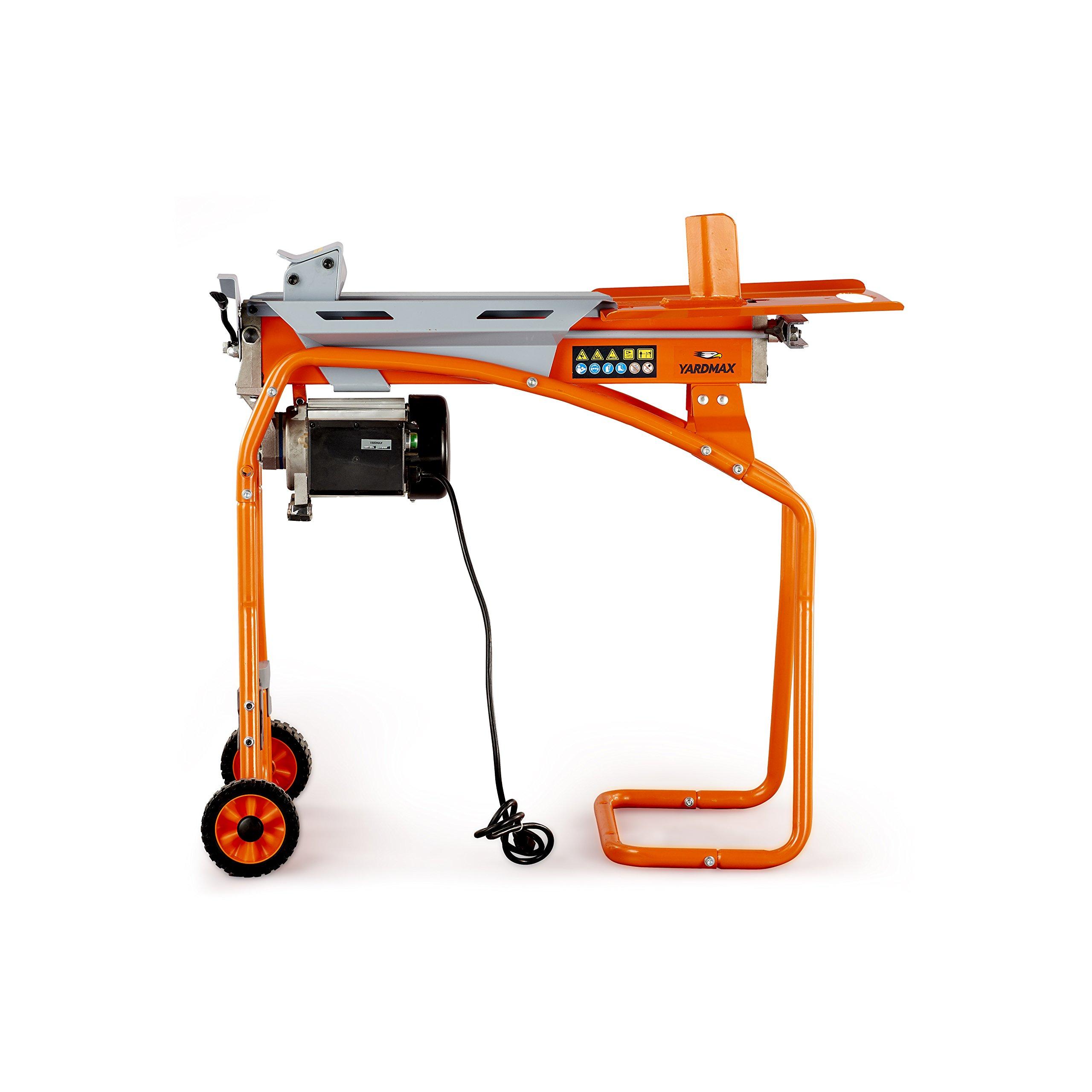 YARDMAX YS0552 Electric Splitter Stand