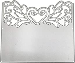 BANYU Dies Stencil,Clear Stamp Camera Metal Cutting Dies Stencil for DIY Scrapbooking Album Paper Card Decor
