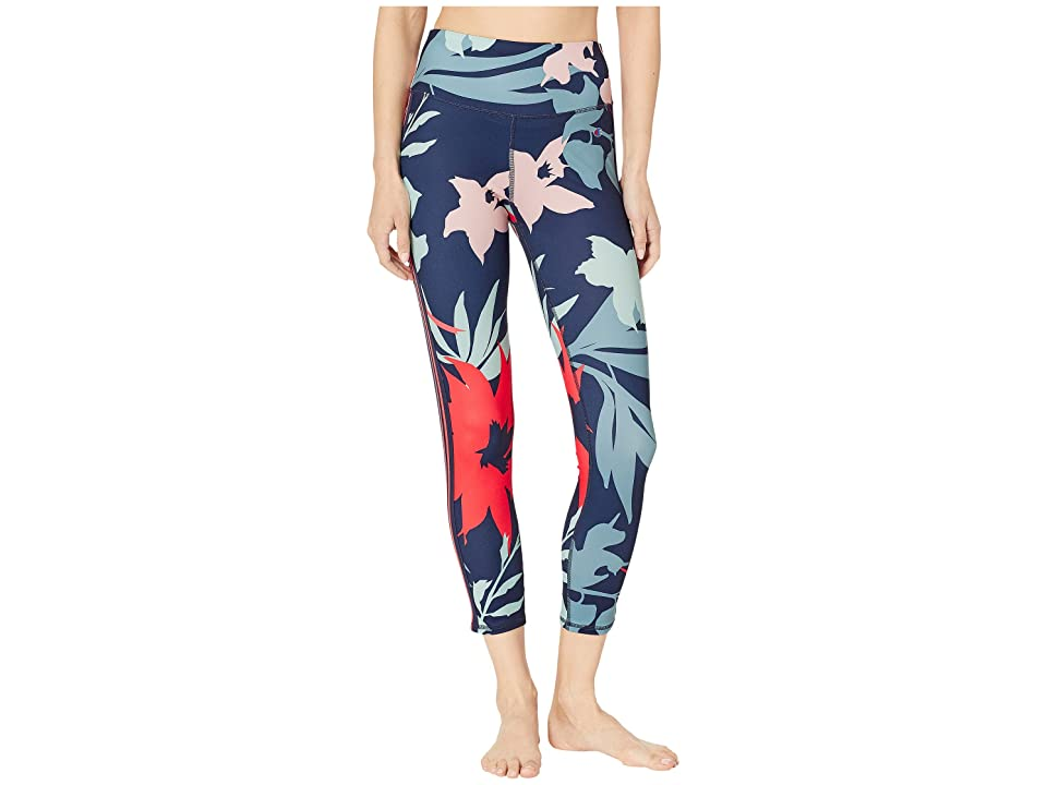 Champion Phys Ed High-Rise Tights (Giant Graphic Garden) Women