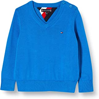 Tommy Hilfiger Essential V Neck Sweater Capucha para Niños