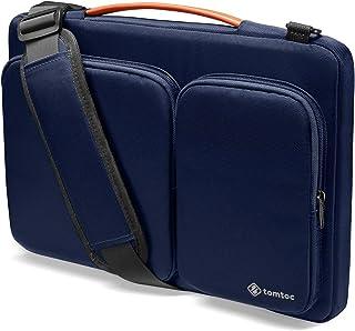 tomtoc 360 Protective Laptop Shoulder Bag for 15.6 Inch Acer Aspire 3/5/7 Laptop, HP Pavilion 15.6, Dell Inspiron 15 3000,...