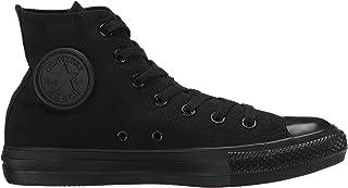 Converse Unisex Chuck Taylor All Star HI Basketball Shoe (6 B(M) US Women / 4 D(M) US Men, Black Monochrome)