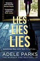 Cover image of Lies Lies Lies by Adele Parks