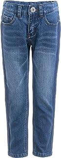 GULLIVER Pantalones vaqueros para niños, color azul, clásicos, 2-7 años, 98-128 cm