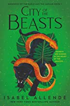 City of the Beasts (Memories of the Eagle and the Jaguar, 1)