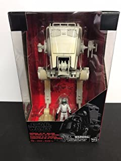 The Black Series 2016 Star Wars Imperial at-ST Walker and Driver Action Figure