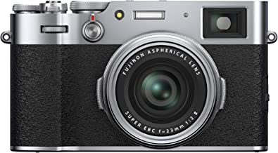 Fujifilm X100V Digital Camera - Silver