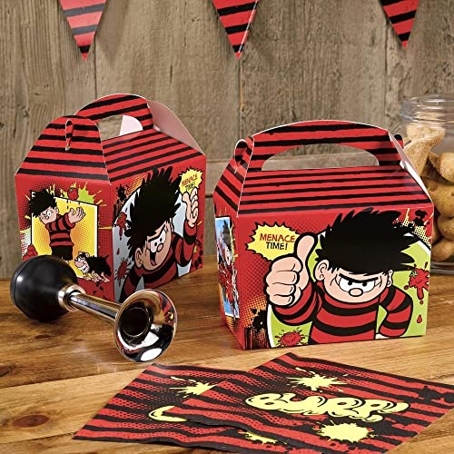 Beano Dennis The Hommesace Lunch Box (8) by Neviti