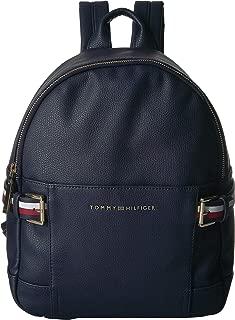 Tommy Hilfiger Women's Meriden Pebble PVC Backpack