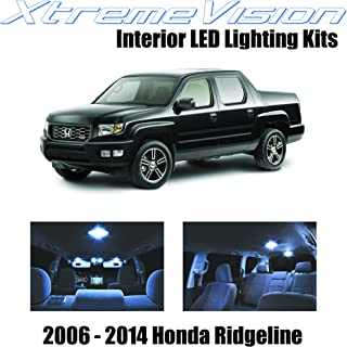 XtremeVision Interior LED for Honda Ridgeline 2006-2014 (18 Pieces) Cool White Interior LED Kit + Installation Tool