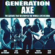 Generation Axe: Guitars That Destroyed That World