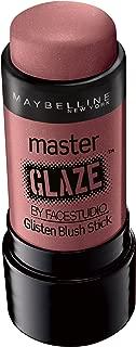 Maybelline New York Face Studio Master Glaze Glisten Blush Stick, Make A Mauve, 0.24 Ounce