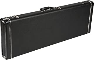 Fender Mustang/Jag-Stang/Cyclone Multi-Fit Case, Standard Black with Black Acrylic Interior