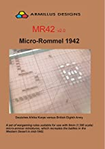 MIcro-Rommel 1942 MR42 v2.0: Deutsches Afrika Korps vs British 8th Army