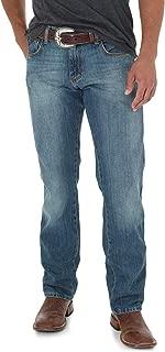Wrangler Men's Retro Slim-Fit Straight-Leg Jean
