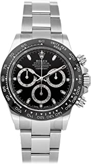 Rolex Daytona Mechanical (Automatic) Black Dial Mens Watch 116500LN (Certified Pre-Owned)