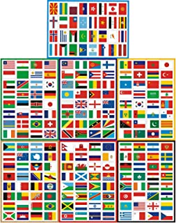 Best flag stickers small Reviews