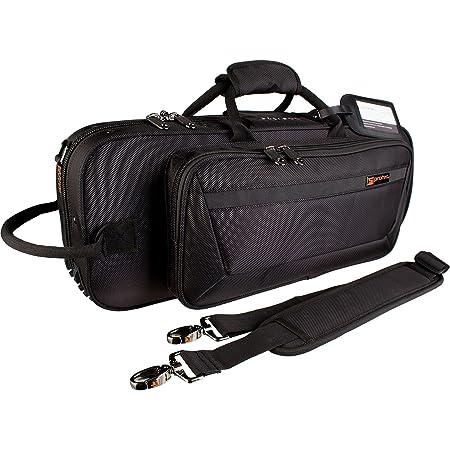 Protec Trumpet Contoured PRO PAC Case, Black, Model PB301CT