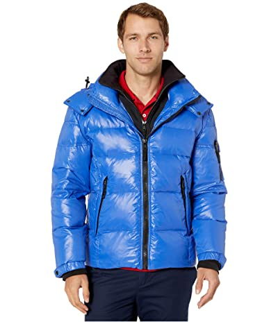 S13 Downhill Puffer Jacket (Cobalt) Men