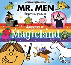 Mr. Men Adventure in Magicland (Mr. Men & Little Miss Adventure Series)