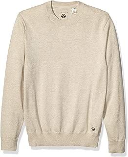 Men's Long Sleeve Crewneck Sweater