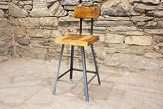 Best reclaimed teak bar stools Reviews