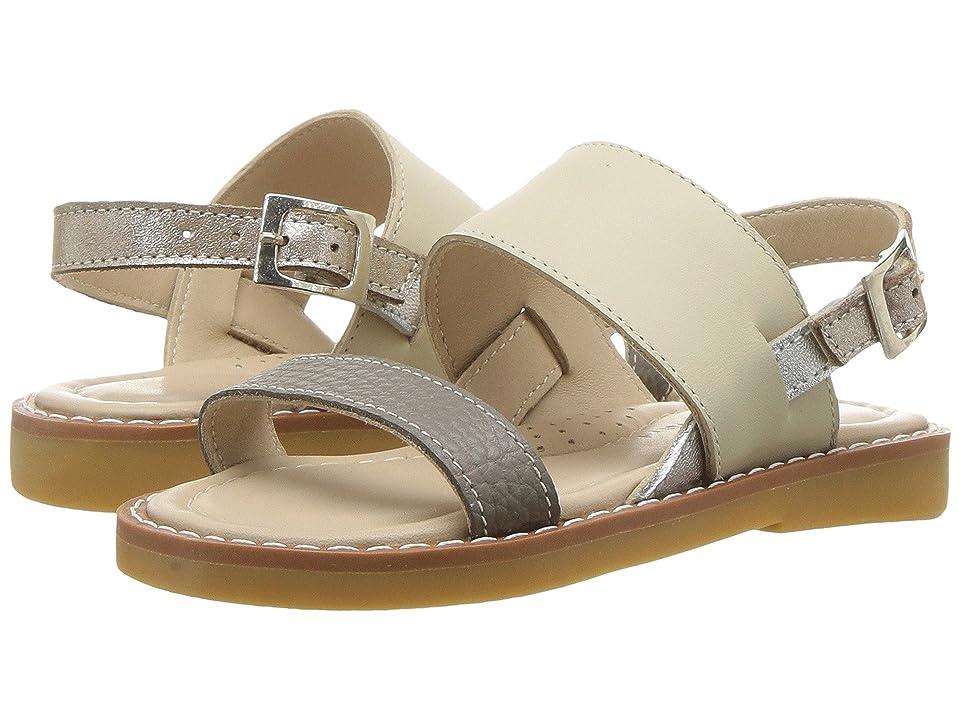 Elephantito Mikonos Sandal (Toddler/Little Kid/Big Kid) (Grey) Girls Shoes